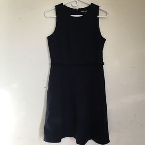 Karl Lagerfeld Paris Navy Dress Size 2 NWT